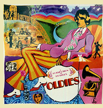 Paul is Dead.  William is on the cover of Beatles Oldies.